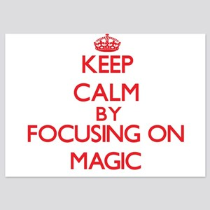 Keep Calm by focusing on Magic Invitations