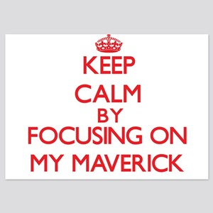 Keep Calm by focusing on My Maverick Invitations