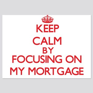 Keep Calm by focusing on My Mortgage Invitations