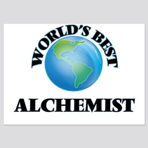 World's Best Alchemist Invitations