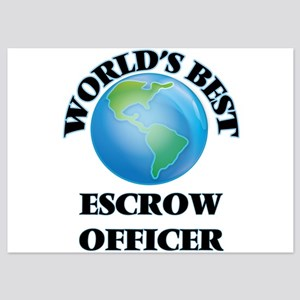 World's Best Escrow Officer Invitations