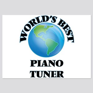 World's Best Piano Tuner Invitations