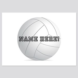 Volleyball Invitations And Announcements - CafePress