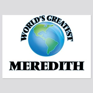 World's Greatest Meredith Invitations