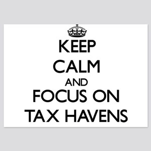 Keep Calm and focus on Tax Havens Invitations