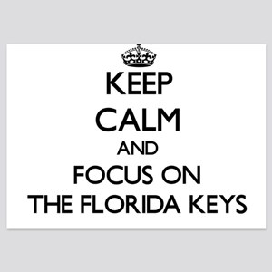 Keep Calm by focusing on The Florida K Invitations