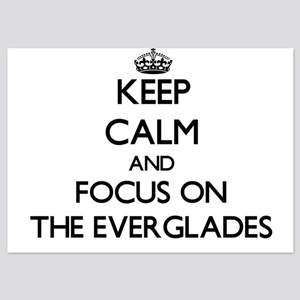 Keep Calm by focusing on The Everglade Invitations