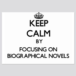 Keep Calm by focusing on Biographical Invitations