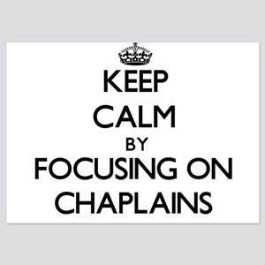 Keep Calm by focusing on Chaplains Invitations