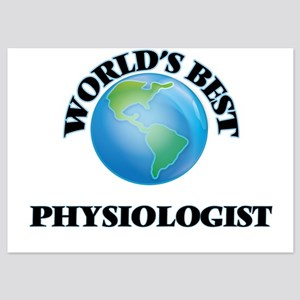 World's Best Physiologist Invitations