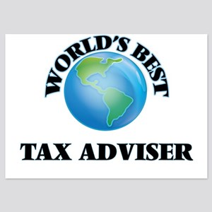 World's Best Tax Adviser Invitations