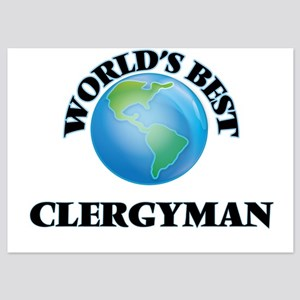 World's Best Clergyman Invitations