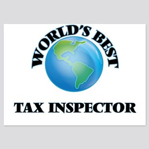 World's Best Tax Inspector Invitations