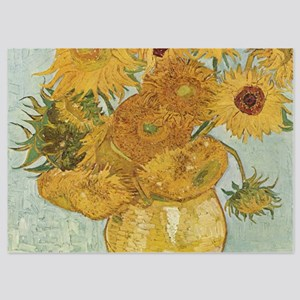 Van Gogh Sunflowers Invitations