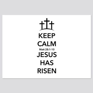 Risen Jesus 5x7 Flat Cards