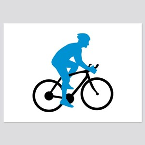 Bicycle Cycling 5x7 Flat Cards