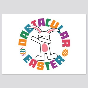 Dabtacular Bunny 5x7 Flat Cards