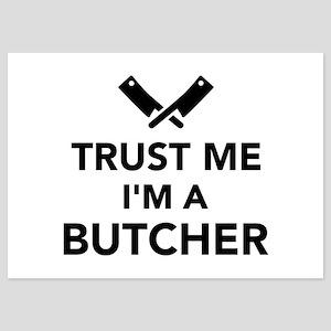 Trust me I'm a Butcher 5x7 Flat Cards