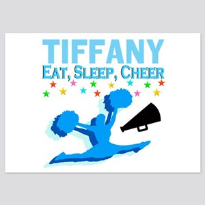 PERSONALIZED CHEER 5x7 Flat Cards