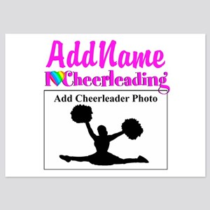 AWESOME CHEER 5x7 Flat Cards