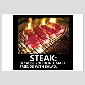 BBQ LOVER 5x7 Flat Cards