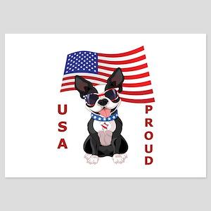USA Proud - 5x7 Flat Cards