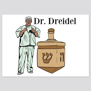Dr. Dreidel 5x7 Flat Cards