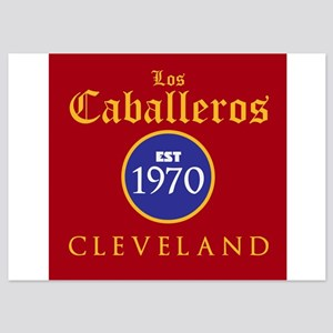 Los Caballeros 5x7 Flat Cards