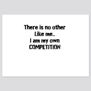 My own competition 5x7 Flat Cards