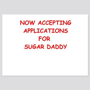 SUGAR daddy 5x7 Flat Cards