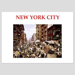 new york city 5x7 Flat Cards