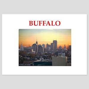 buffallo 5x7 Flat Cards