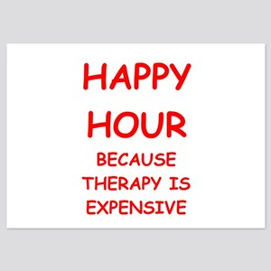 HAPPY HOUR 5x7 Flat Cards