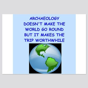archaeology 5x7 Flat Cards