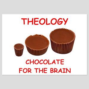 theology 5x7 Flat Cards