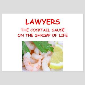 lawyer 5x7 Flat Cards