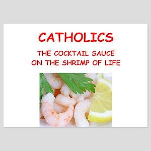 catholic 5x7 Flat Cards