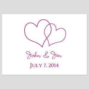 Custom Wedding Favor Invitations