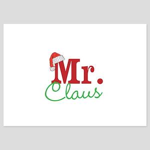 Christmas Mr Personalizable Invitations