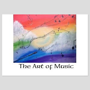 The Art of Music Invitations