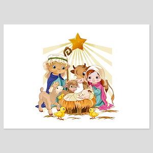 Nativity- 5x7 Flat Cards