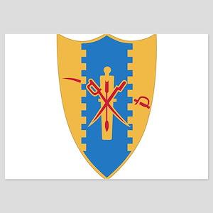 4th Cavalry Regiment Invitations