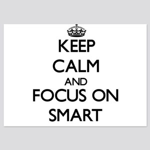 Keep Calm and focus on Smart Invitations