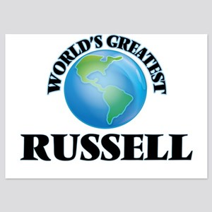 World's Greatest Russell Invitations