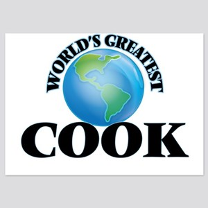 World's Greatest Cook Invitations