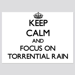 Keep Calm by focusing on Torrential Ra Invitations