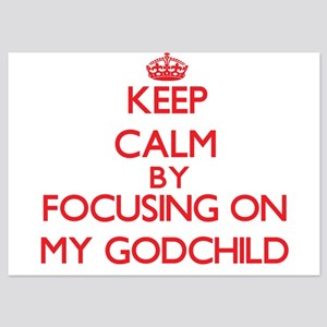 Keep Calm by focusing on My Godchild Invitations