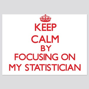 Keep Calm by focusing on My Statistici Invitations