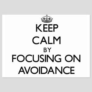Keep Calm by focusing on Avoidance Invitations