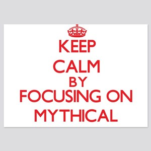 Keep Calm by focusing on Mythical Invitations